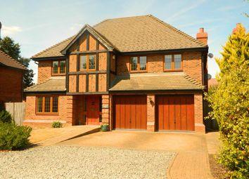 Thumbnail 5 bed detached house to rent in Biddenham Grange, Biddenham, Bedford