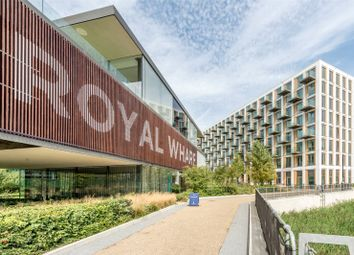 Thumbnail 1 bed property for sale in Portland House, Royal Wharf