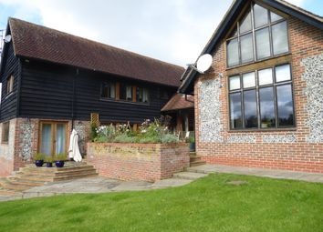 Thumbnail 5 bed detached house to rent in Bosmore Lane, Fawley