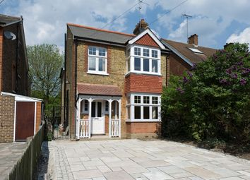 Thumbnail 4 bed detached house for sale in Spencer Road, West Wimbledon