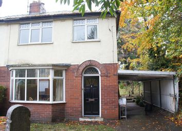 Thumbnail 3 bed semi-detached house to rent in Montgomery Drive, Nether Edge, Sheffield