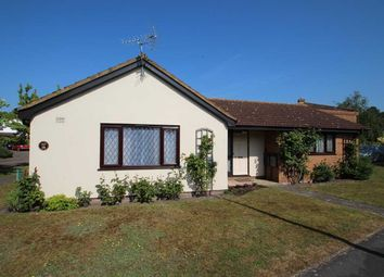 Thumbnail 2 bedroom bungalow for sale in Parkers Place, Martlesham Heath, Ipswich