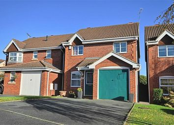 Thumbnail 3 bed detached house for sale in Attwood Place, Worcester