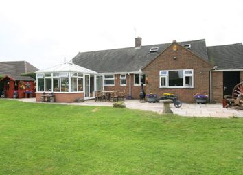 Thumbnail 3 bed detached bungalow for sale in Newbold Back Lane, Chesterfield