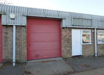 Thumbnail Light industrial to let in Unit 9 Halcyon Court, St Margarets Way, Huntingdon, Cambridgeshire