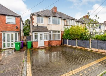 Thumbnail 3 bed semi-detached house for sale in Prestwood Avenue, Wednesfield, Wolverhampton