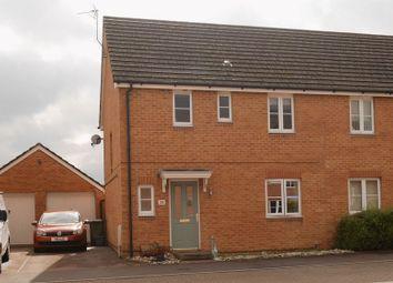 3 bed semi-detached house for sale in Nant Y Dwrgi, Llanharan, Pontyclun CF72