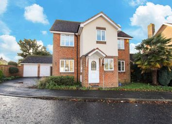 Thumbnail 4 bedroom detached house for sale in Cheltenham Close, Gravesend