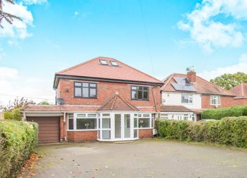 Thumbnail 4 bed detached house for sale in Fillongley Road, Meriden, Coventry