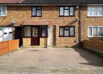 3 bed terraced house for sale in Bell Avenue, Romford, London RM3