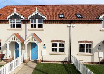 Thumbnail 3 bedroom terraced house for sale in Rudds Yard, Station Road, Nafferton, Driffield