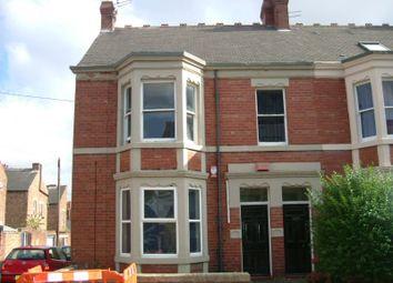 Thumbnail 1 bedroom maisonette to rent in Deuchar Street, Jesmond, Newcastle Upon Tyne