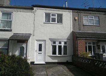 Thumbnail 2 bed terraced house to rent in Broad Lane, Brinsley, Nottingham