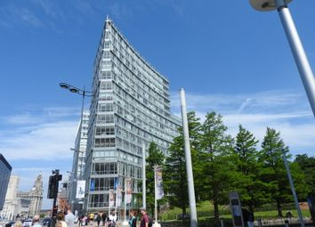 Thumbnail 1 bed flat for sale in One Park West, 31 The Strand, Liverpool