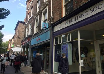 Thumbnail Retail premises to let in Parliament Street, York