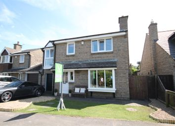 Thumbnail 4 bed terraced house for sale in Pennine Court, Fir Tree, Crook