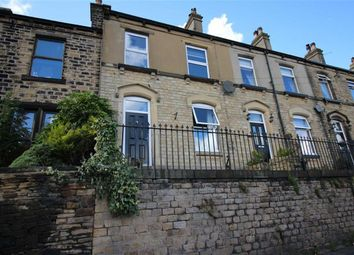 Thumbnail 3 bedroom terraced house for sale in James Street, Golcar, Huddersfield