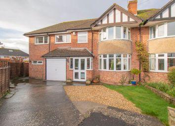 Thumbnail 5 bed semi-detached house for sale in Tamar Drive, Keynsham, Bristol