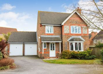Thumbnail 4 bed detached house for sale in Violet Grove, Thatcham
