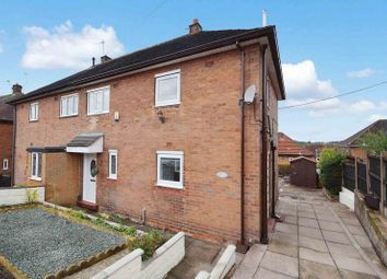 Thumbnail 3 bedroom semi-detached house for sale in Pinfold Avenue, Norton, Stoke-On-Trent