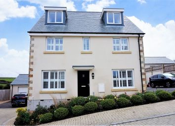 Thumbnail 5 bed detached house for sale in Piran View, Perranporth