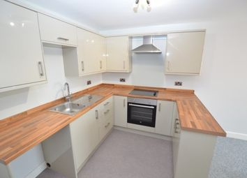 Thumbnail 1 bed flat to rent in North Wingfield, Chesterfield