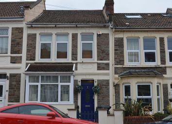 Thumbnail 3 bedroom terraced house to rent in Sandown Road, Brislington, Bristol