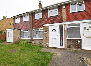 Thumbnail 3 bedroom terraced house for sale in Monmouth Close, Rainham
