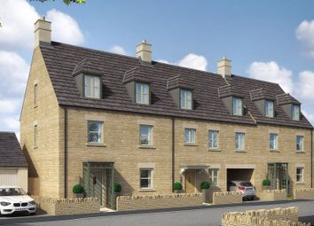 Thumbnail 4 bed end terrace house for sale in Bassett Road, Northleach, Gloucestershire