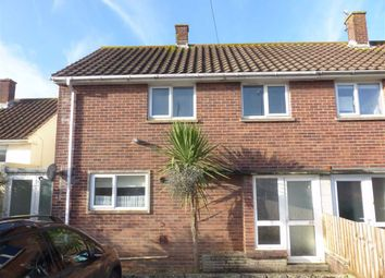 Thumbnail 3 bedroom end terrace house for sale in Rylands Lane, Weymouth