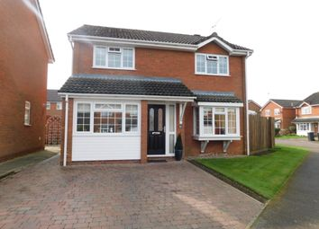 Thumbnail 4 bedroom detached house for sale in The Brickfields, Stowmarket
