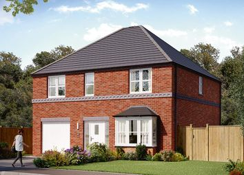 "Thumbnail 4 bed detached house for sale in ""The Rosebury"" at Carr Green Lane, Mapplewell, Barnsley"