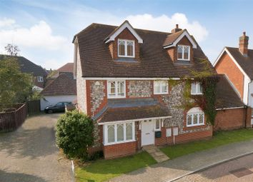 5 bed detached house for sale in Dawn Lane, Kings Hill ME19