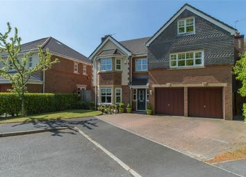 Thumbnail 6 bed detached house for sale in Regents Hill, Lostock, Bolton, Lancashire