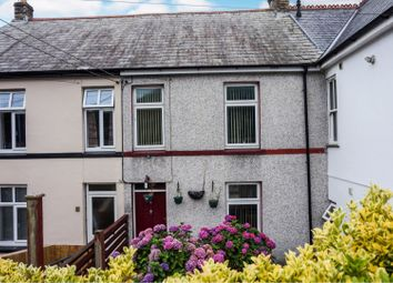 Thumbnail 4 bed terraced house for sale in Victoria Road, St. Austell