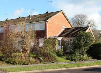 Thumbnail 3 bedroom end terrace house to rent in Nursery Road, Alresford
