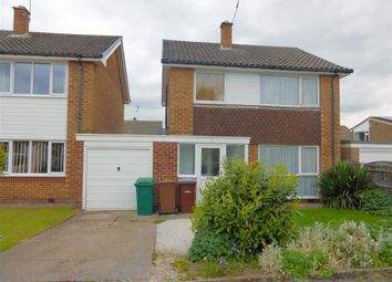 Thumbnail 3 bed detached house to rent in Tonbridge Mount, Wollaton, Nottingham