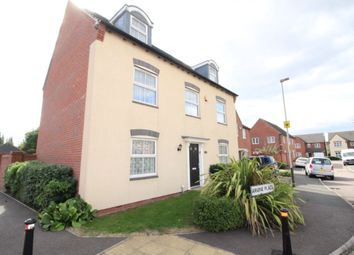 Thumbnail 5 bed detached house for sale in Ariane Place, Leicester