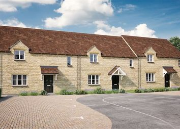 Thumbnail 2 bed end terrace house for sale in Plot 23, William Buckland Way, Stonesfield, Oxfordshire