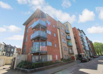 Thumbnail 1 bed flat for sale in Orchard Place, Southampton