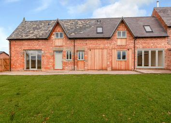 Thumbnail 4 bed detached house to rent in Frankton Farm Barns, English Frankton, Ellesmere, Shropshire