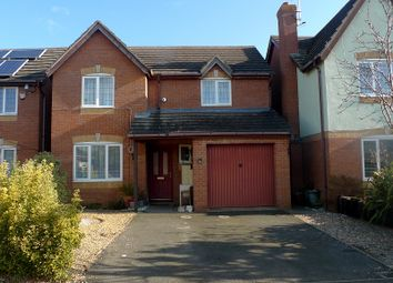 Thumbnail 3 bedroom detached house for sale in Houghton Avenue, Peterborough, Cambridgeshire.