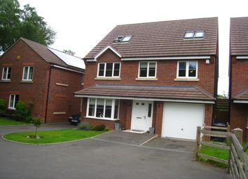 Thumbnail 6 bed detached house for sale in Wickmans Drive, Bannerbrook, Coventry
