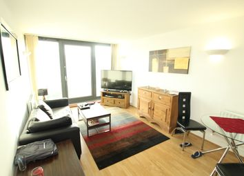 Thumbnail 1 bed flat to rent in Elektron Tower, Blackwall Way