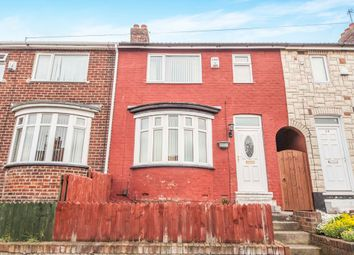 Thumbnail 3 bed terraced house for sale in Brentford Road, Stockton-On-Tees