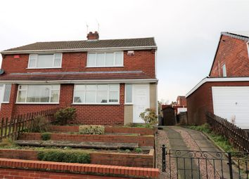 Thumbnail 2 bedroom semi-detached house for sale in Crediton Avenue, Bradeley, Stoke-On-Trent