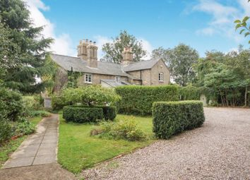 Thumbnail 5 bed detached house for sale in Stainfield, Market Rasen