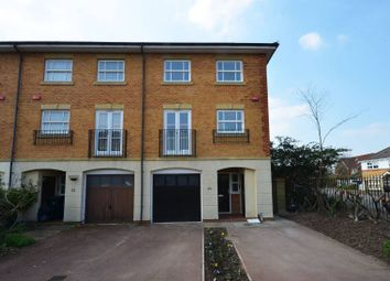 Thumbnail 4 bed end terrace house to rent in Wittering Close, Kingston
