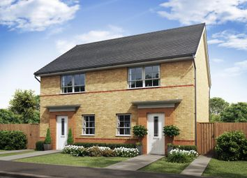 "Thumbnail 3 bed semi-detached house for sale in ""Barton"" at Cobblers Lane, Pontefract"