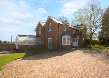 Thumbnail 4 bed detached house for sale in North Charford, Breamore, Fordingbridge, Hampshire